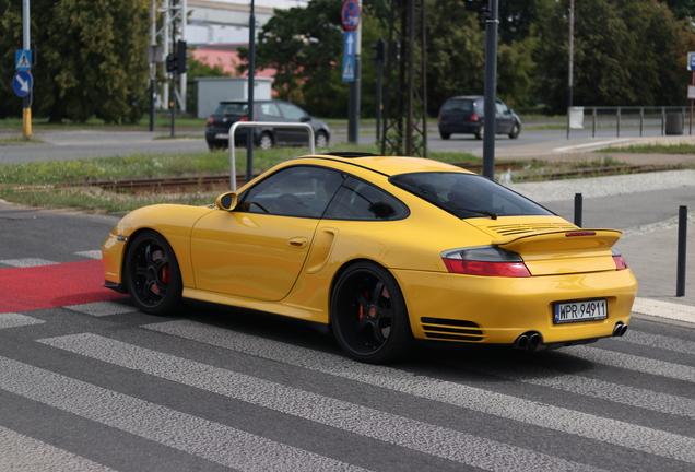 Porsche 996 Turbo