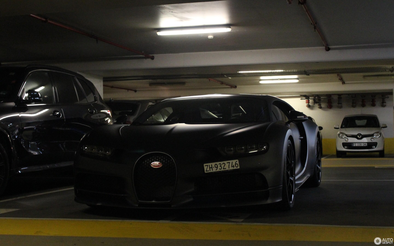Bugatti Chiron Sport 110 Ans