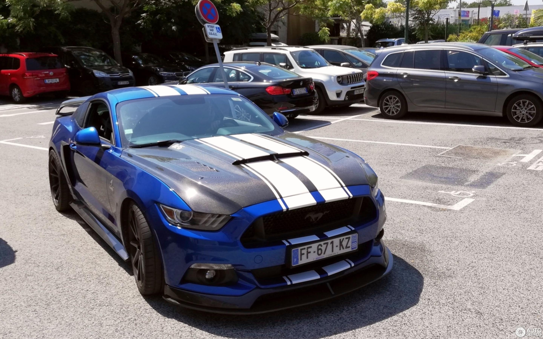 Ford Mustang GT 2015 CS800 Sutton