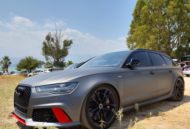 Audi RS6 Avant C7 2015 by Extreme Tuners
