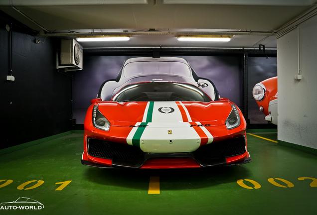 Ferrari488 Pista Piloti