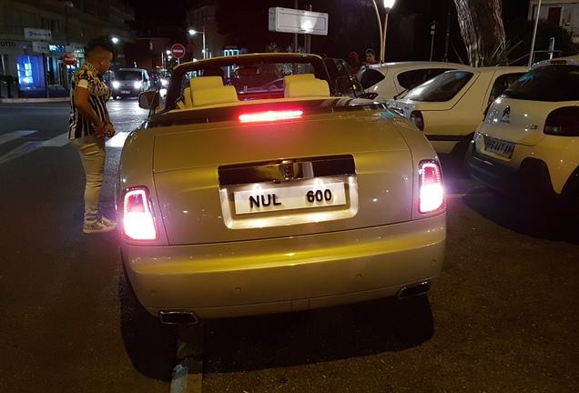 Rolls-Royce Phantom Drophead Coupé Bijan Limited Edition