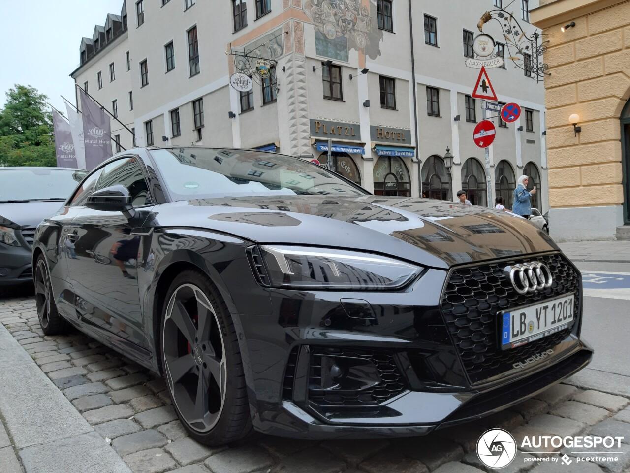 Audi RS5 B9 - 20 August 2019 - Autogespot