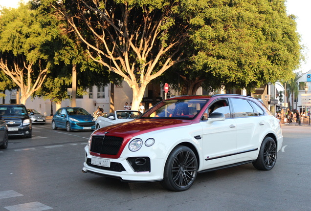 Bentley Bentayga Urban Automotive