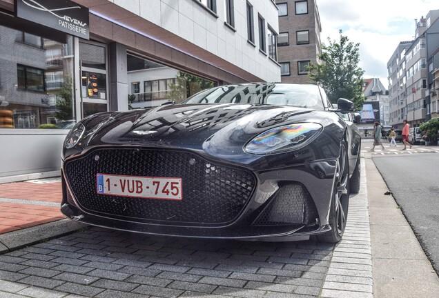 Aston MartinDBS Superleggera