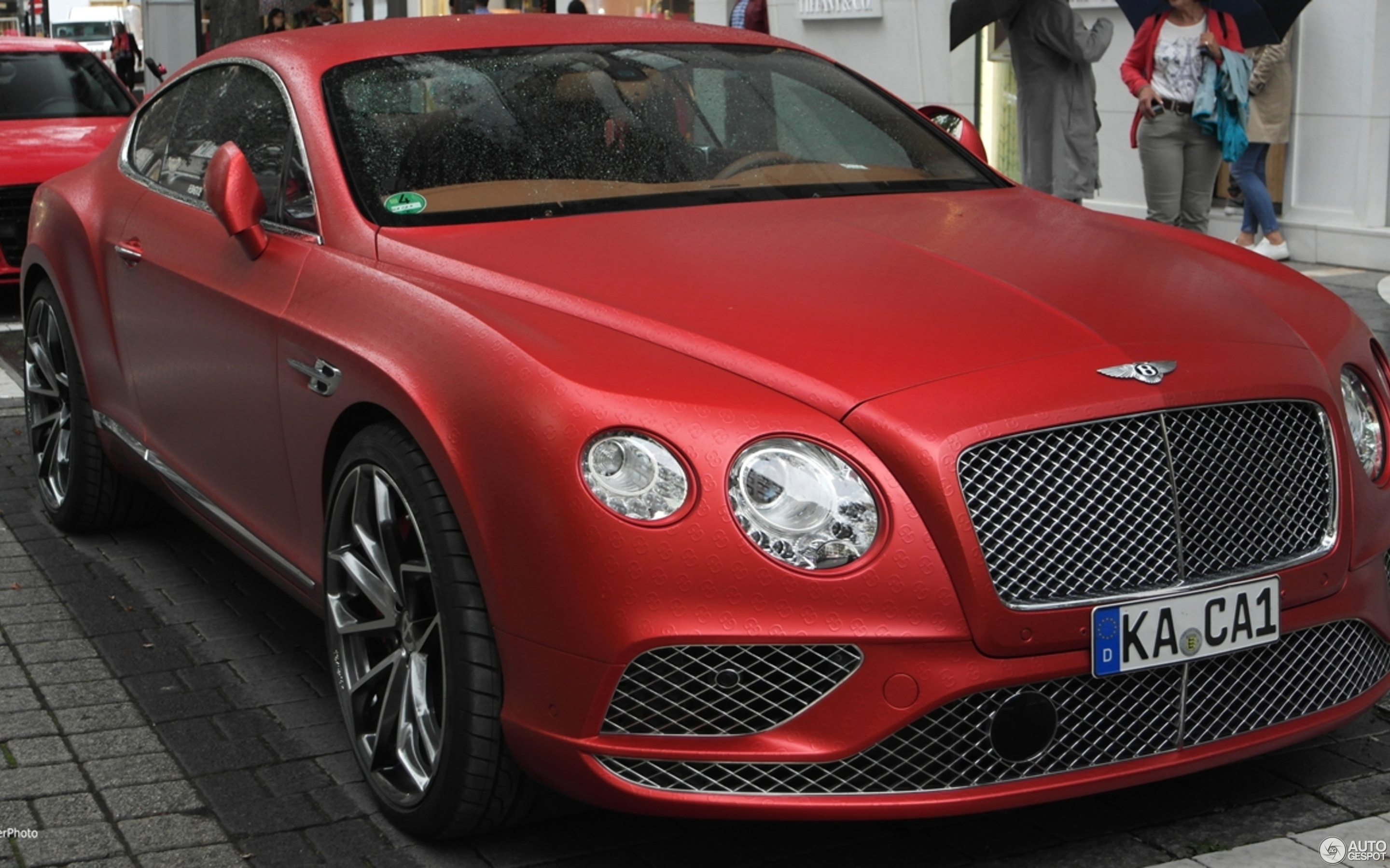 Bentley Continental GT 2016