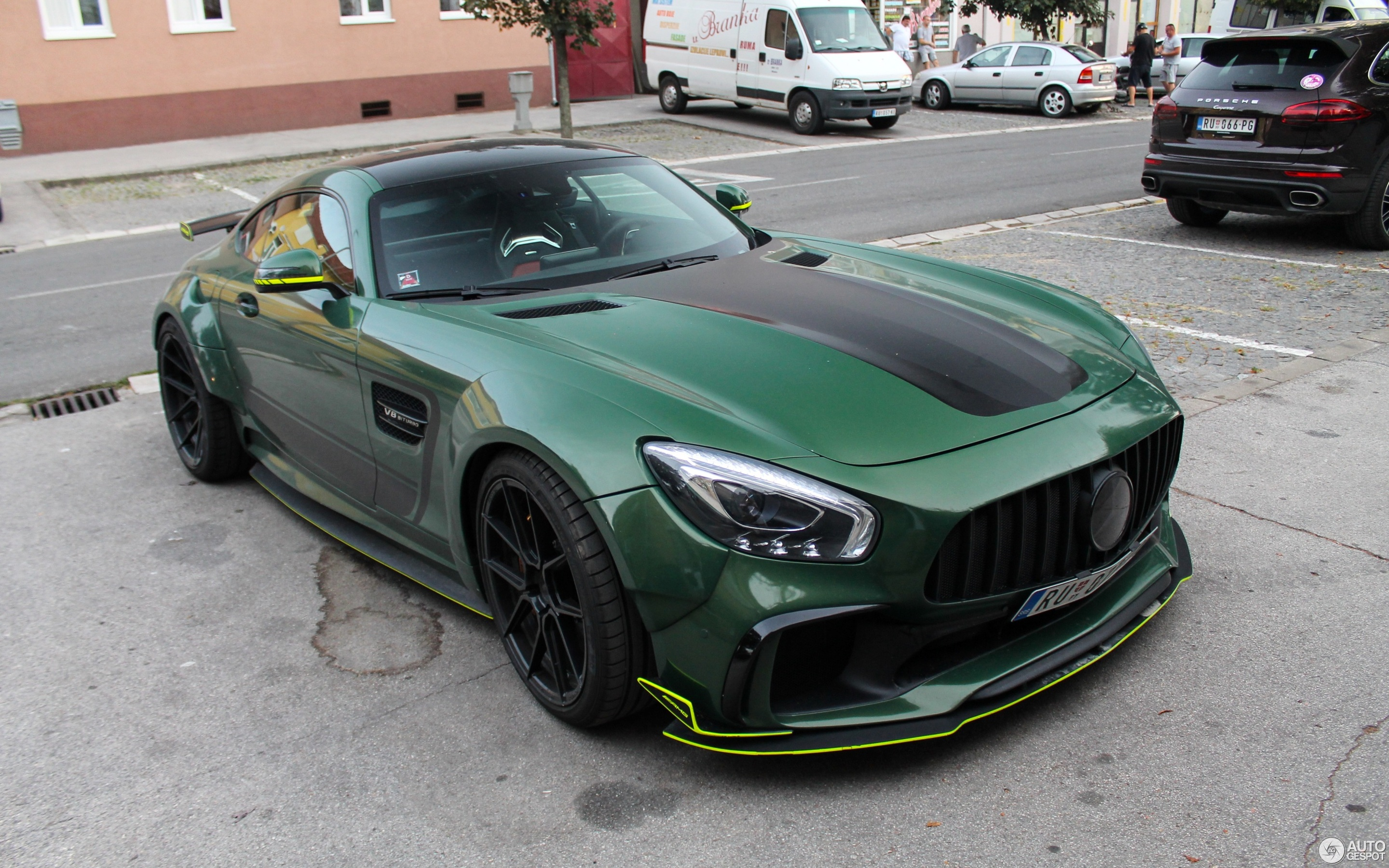 Amg Gt R >> Mercedes Amg Gt S Pd700 Gtr Prior Design 22 August 2019