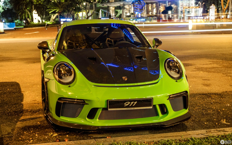 Porsche 991 Techart GT3 RS MkII