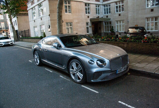 Bentley Continental GT 2018