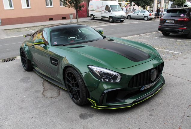 Mercedes-AMG GT S PD700 GTR Prior Design