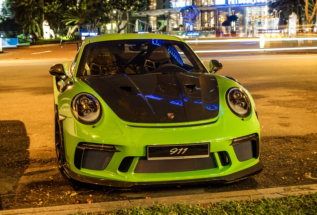 Porsche 991 Techart GT3 RS MkII