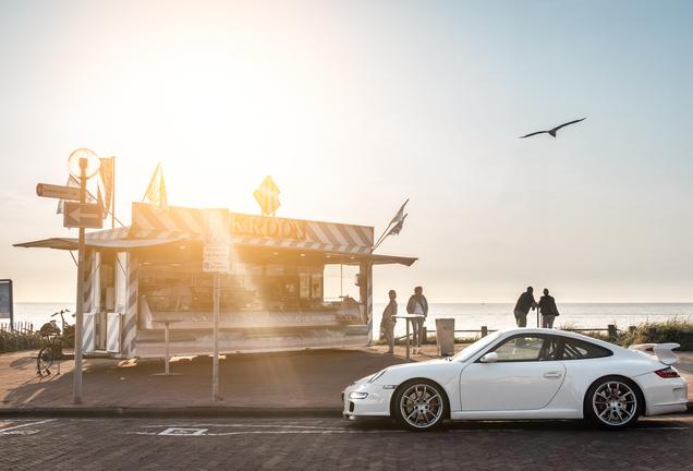 Porsche997 GT3 MkI