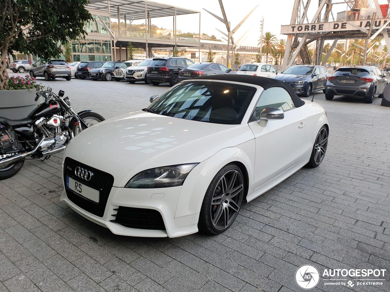 Audi TT-RS Roadster - 23 August 2019 - Autogespot