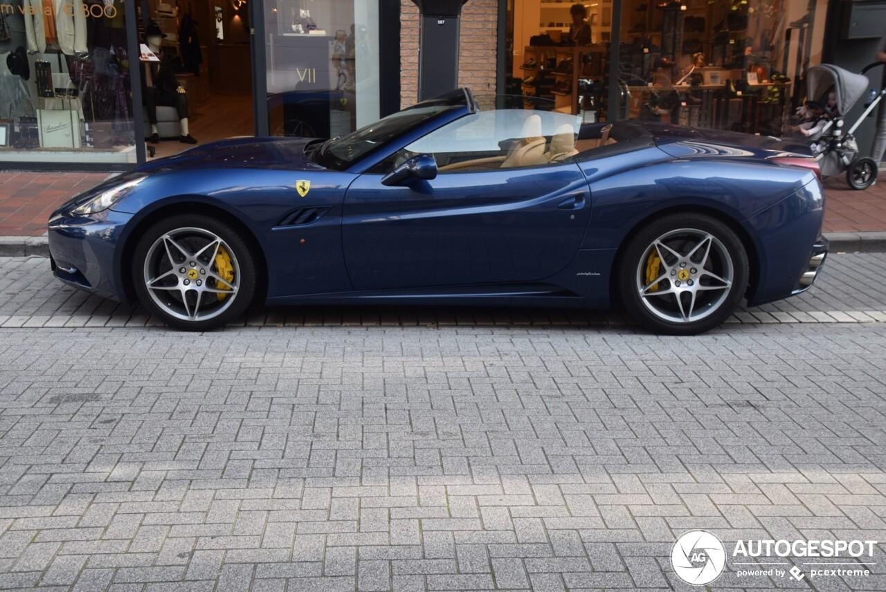Ferrari California - 23 augustus 2019 - Autogespot