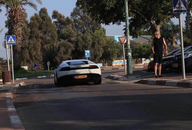 LamborghiniHuracán LP610-4