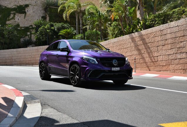 Mercedes-AMG Mansory GLE 63 S Coupe