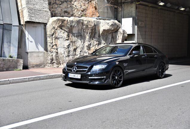 Mercedes-Benz CLS 63 AMG C218 BRP!