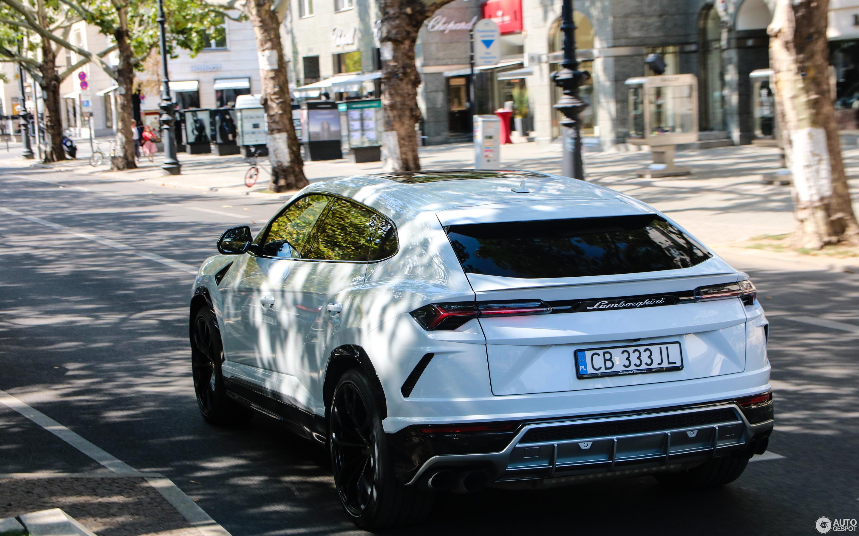 Lamborghini Urus - 24 August 2019 - Autogespot