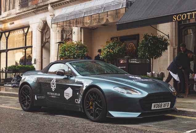 Aston MartinV12 Vantage V600 Roadster