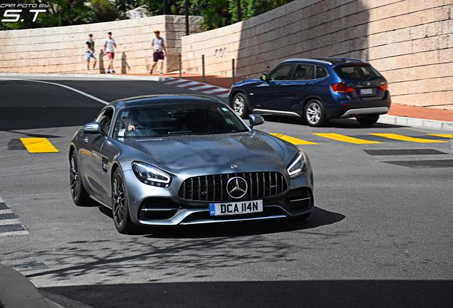Mercedes-AMG GT S C190 2019