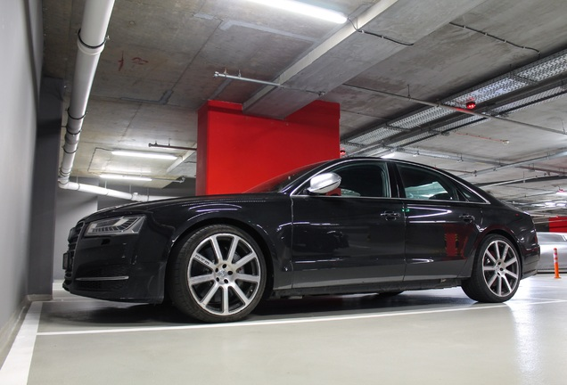Audi MTM S8 D4 2014