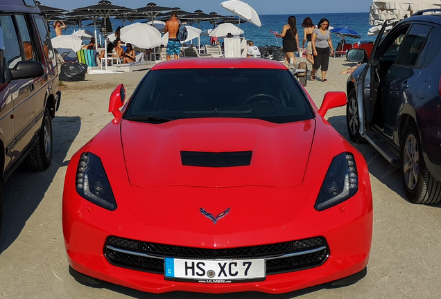 Chevrolet Corvette C7 Stingray