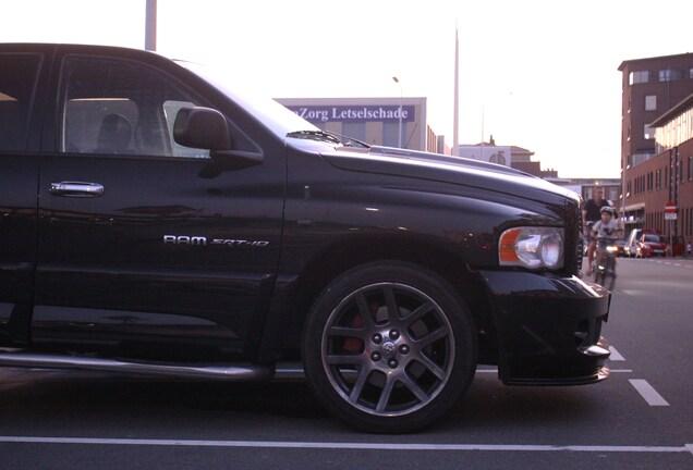 Dodge RAM SRT-10 Quad-Cab
