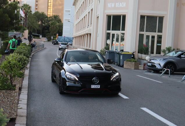 Mercedes-AMG Brabus C B40S-650 C205