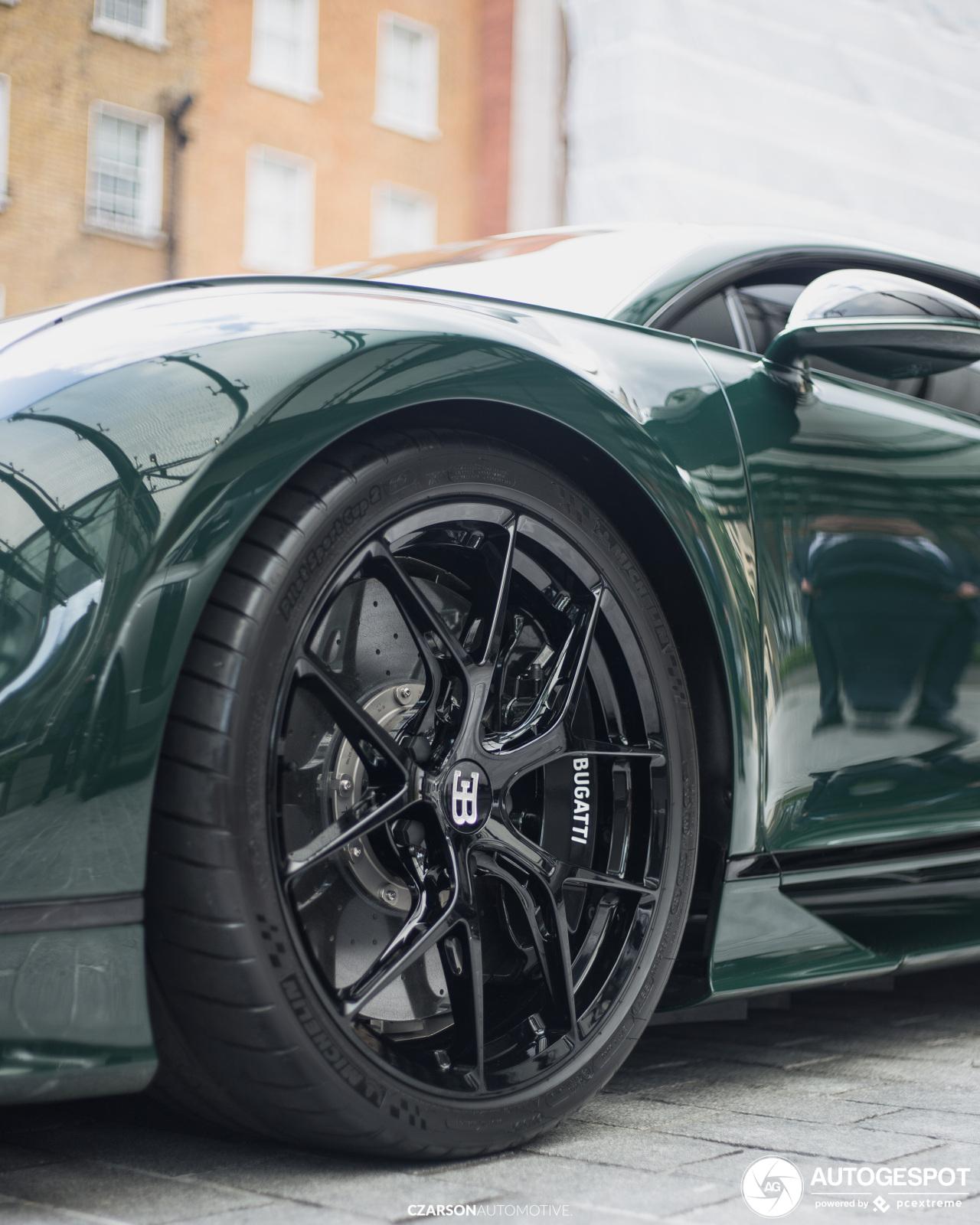 Bugatti Chiron Sport Top Speed: Bugatti Chiron Sport