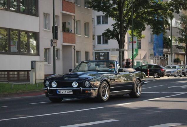 Aston Martin V8 Volante 1979-1989