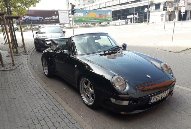Porsche 993 TechArt CT3