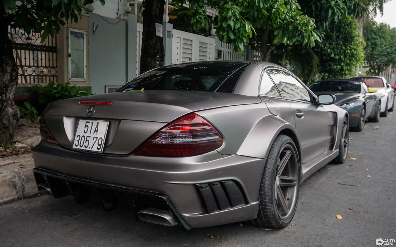 Mercedes-Benz Platinum Motorsport SL 55 AMG R230