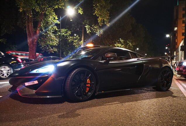 McLaren 570S Novitec