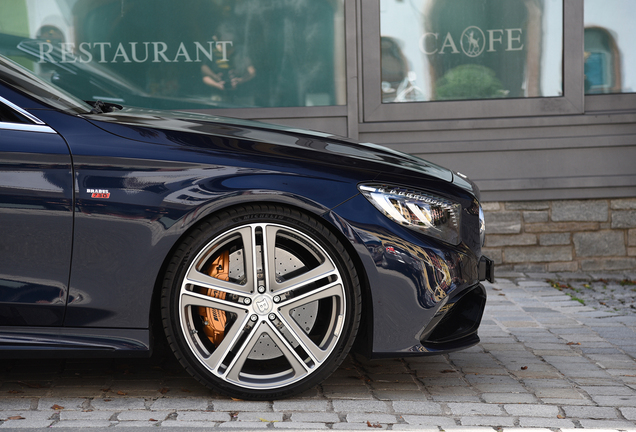 Mercedes-AMG Brabus S B63S-730 Convertible A217