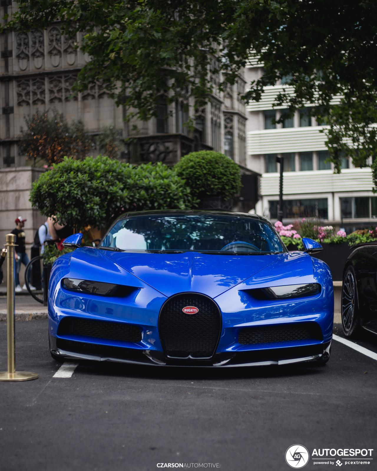 Bugatti Chiron Sport: Bugatti Chiron Sport