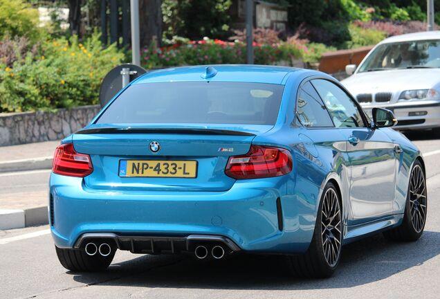 BMW M2 Coupé F87 Mosselman