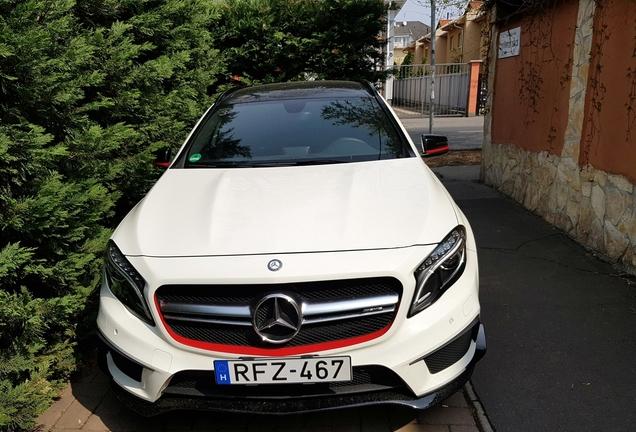 Mercedes-Benz GLA 45 AMG Edition 1