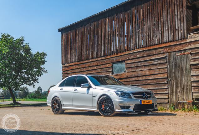 Mercedes-Benz C 63 AMG W204 2012 Vorsteiner