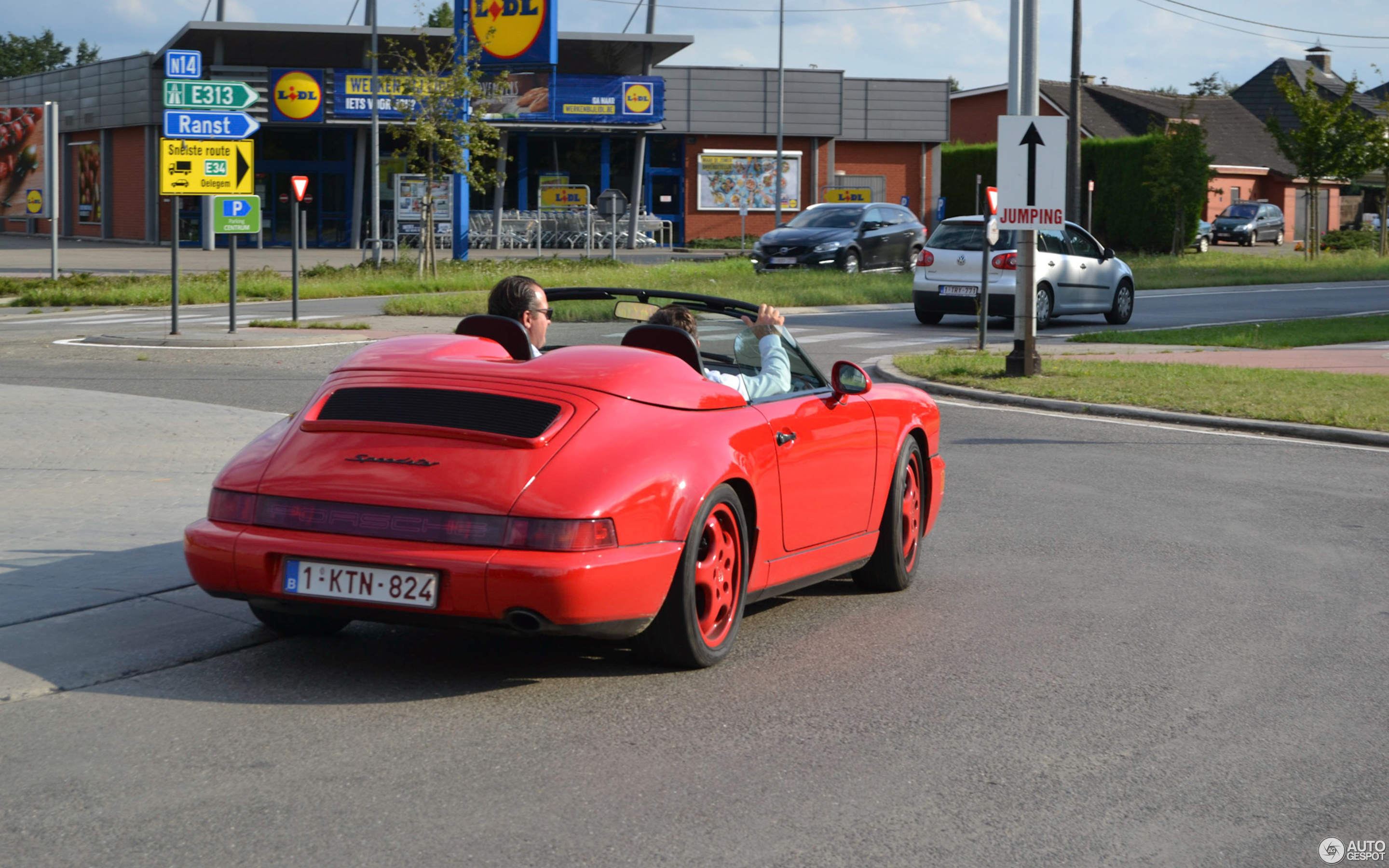 Porsche 964 Speedster 1 September 2019 Autogespot