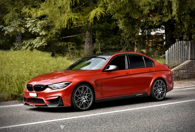 BMW M3 F80 Sedan 2017