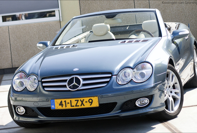 Mercedes-Benz SL 600 R230 2006