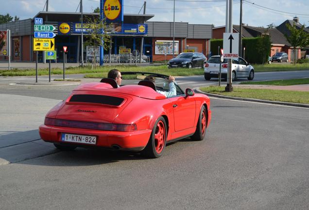 Porsche 964 Speedster