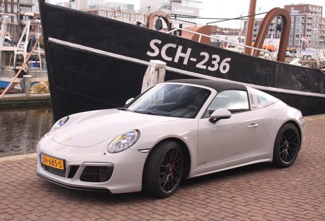 Porsche 991 Targa 4 GTS MkII