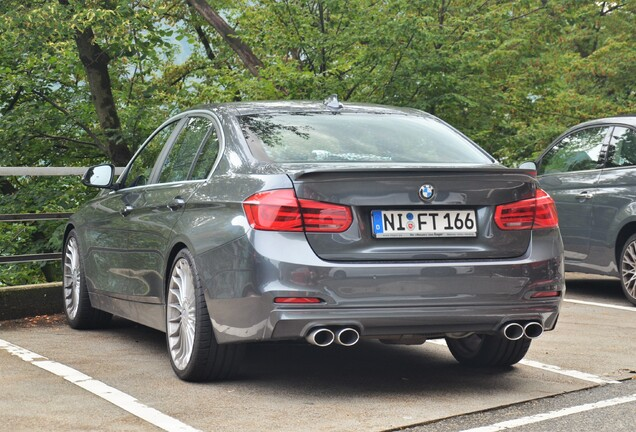 Alpina D3 Bi-Turbo Sedan 2016