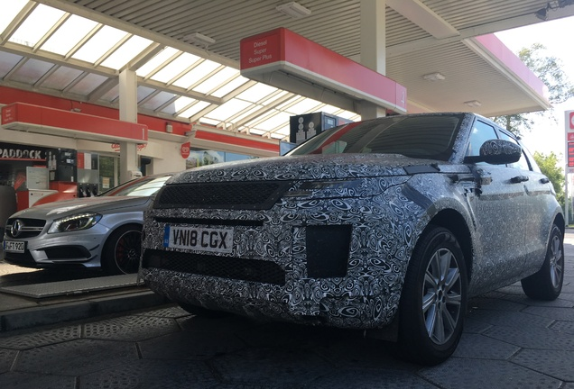 Land Rover Range Rover Evoque 2020