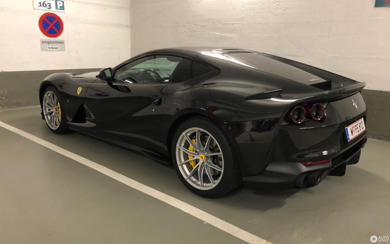 Ferrari 812 Superfast 6 September 2019 Autogespot