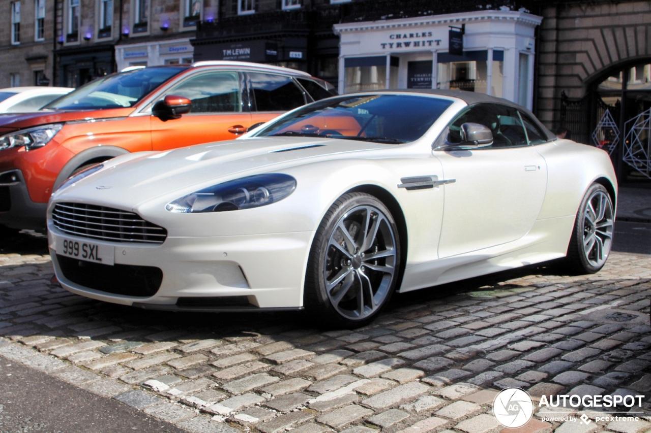 Aston Martin Dbs Volante 7 September 2019 Autogespot