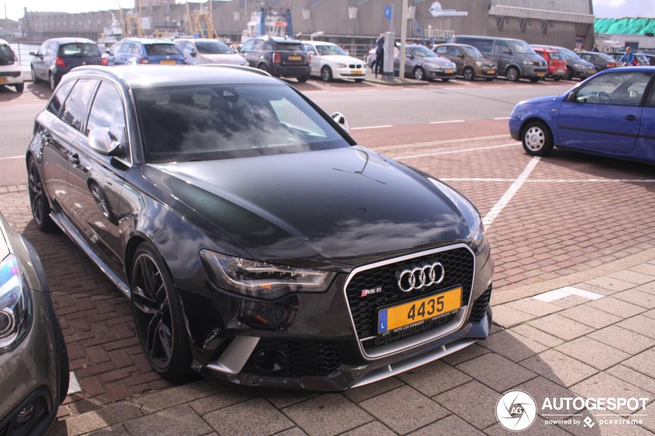 Audi RS6 Avant C7 - 7 septembre 2019 - Autogespot