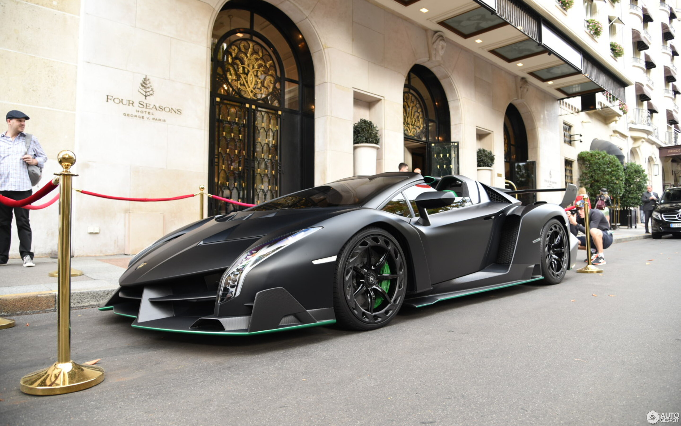 Lamborghini Veneno LP750,4 Roadster , 7 September 2019