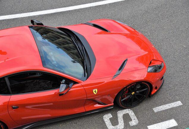 Ferrari 812 Superfast Novitec Rosso